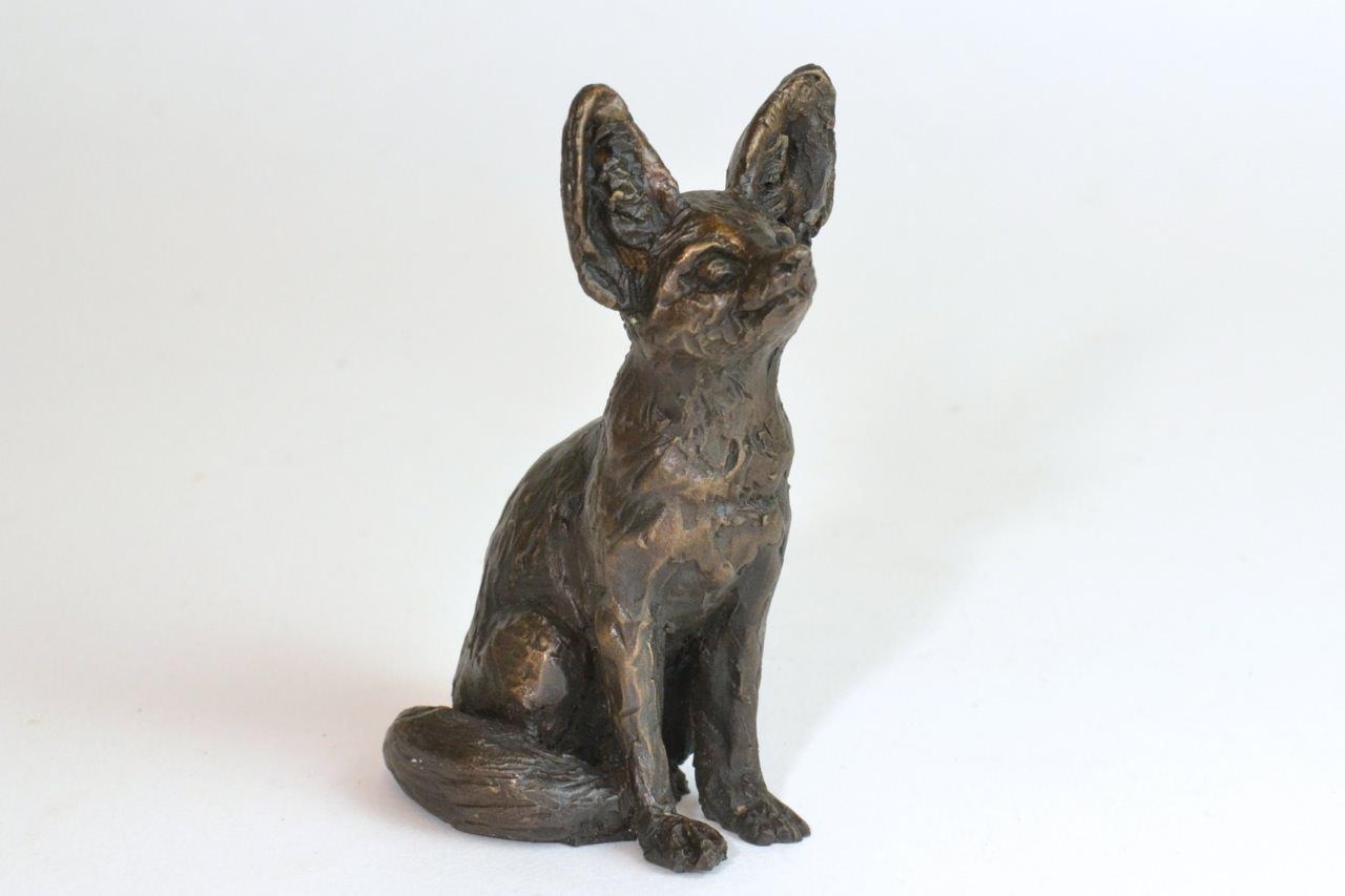 FENNEC FOX SCULPTURE