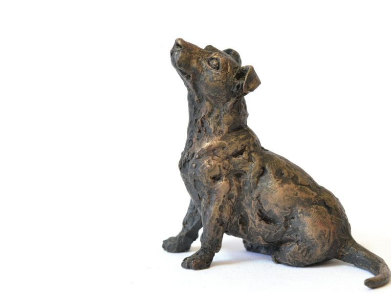Jack Russell Terrier Sculpture - Tanya Russell Dog Sculpture