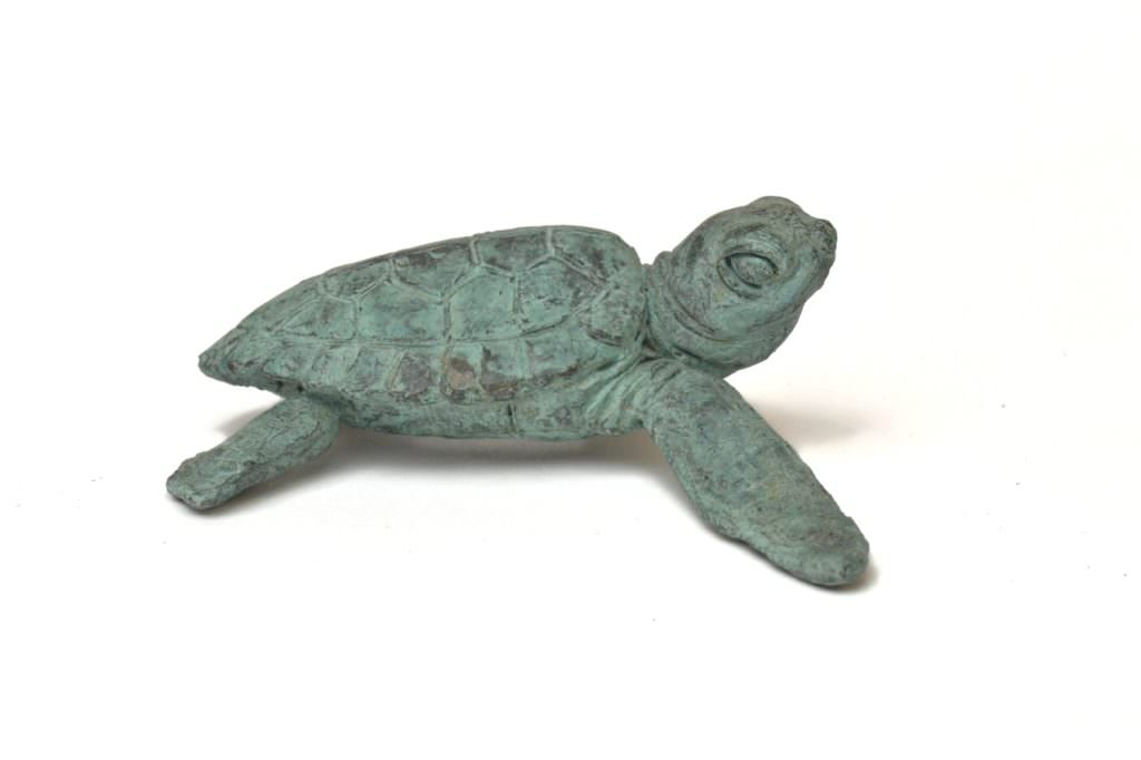 Turtle sculptures - Turtle 1