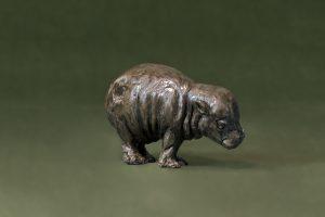 Baby Hippo Art