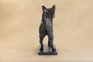 chihuahua dog statue