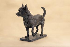 chihuahua dog statues