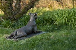 Staffordshire Bull Terrier Bronze