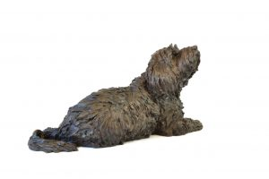 Tibetan Terrier Ornament