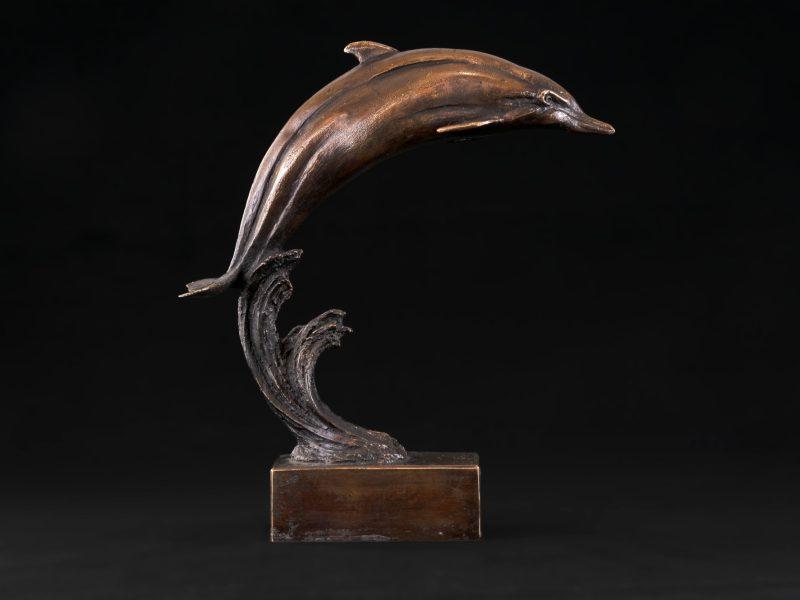 Foundry Bronze Dolphin