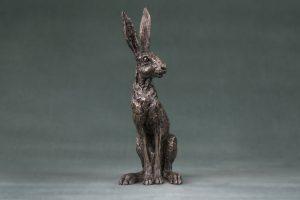 Sitting Hare Statue