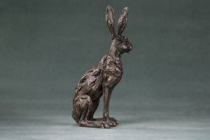Sitting Hare Side