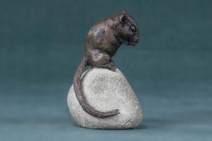 Dormouse Sculpture
