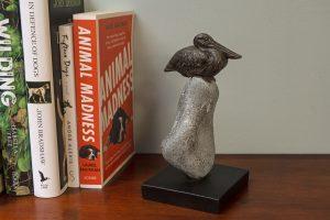 small pelican ornament