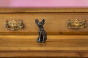 Fennec Fox Small Sculpture