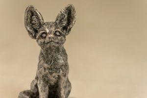 Fennec Fox close up