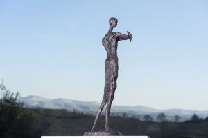Communion Outdoor Statue