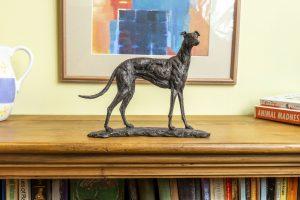 Small Greyhound Art