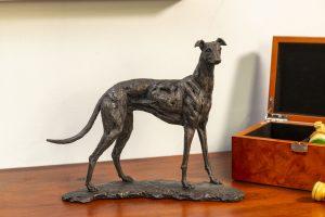 Small Greyhound Ornament