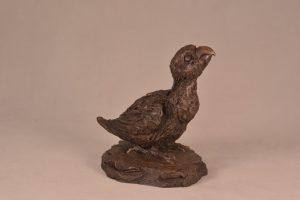 Parrot Sculpture