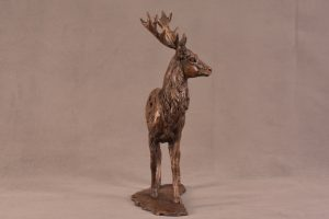 Royal Stag Statue